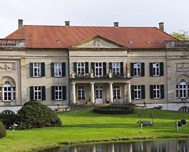 Von und zu lecker Schloss Korff